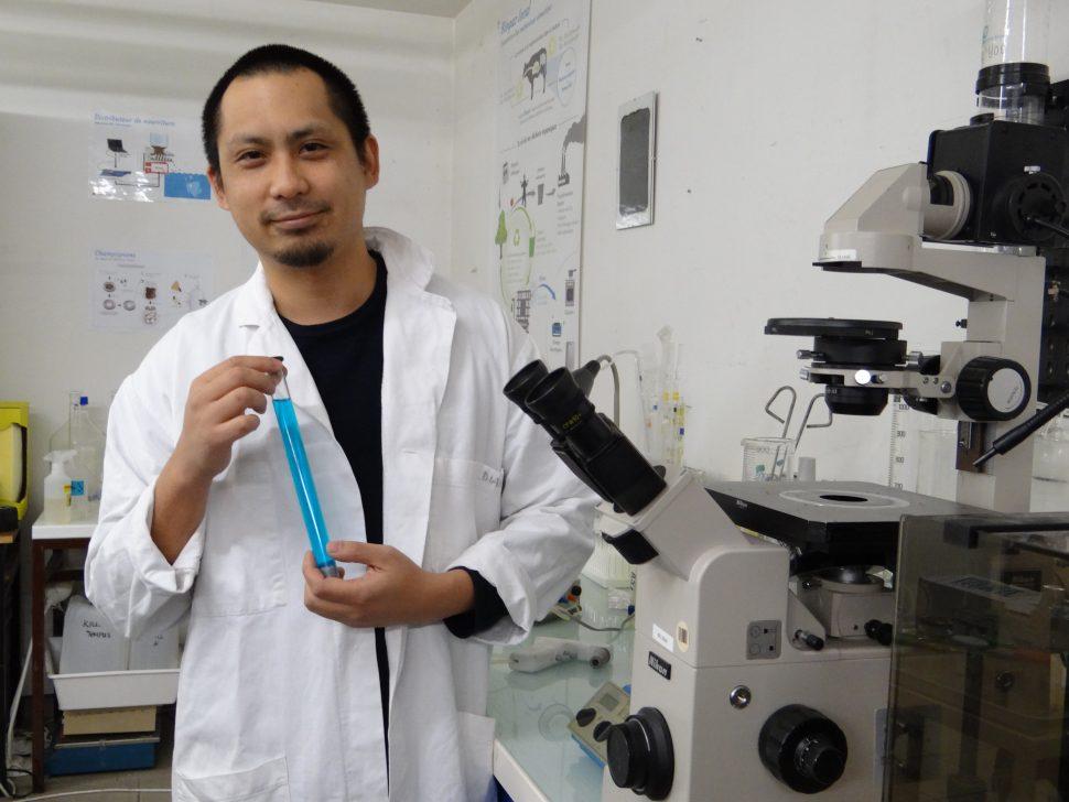 Vinh LY - Kyanos Biotechnologies